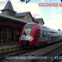 Luxemburgi képeslapok - 1. rész