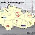 Trolibusz közlekedés Csehországban – Ústi nad Labem