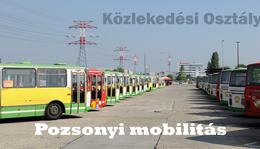 Pozsonyi mobilitás