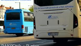 DAK(K)ták - 2. rész: Új és használt járművek a Dél-Alföldön