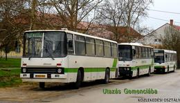 Utazás Gemenciába