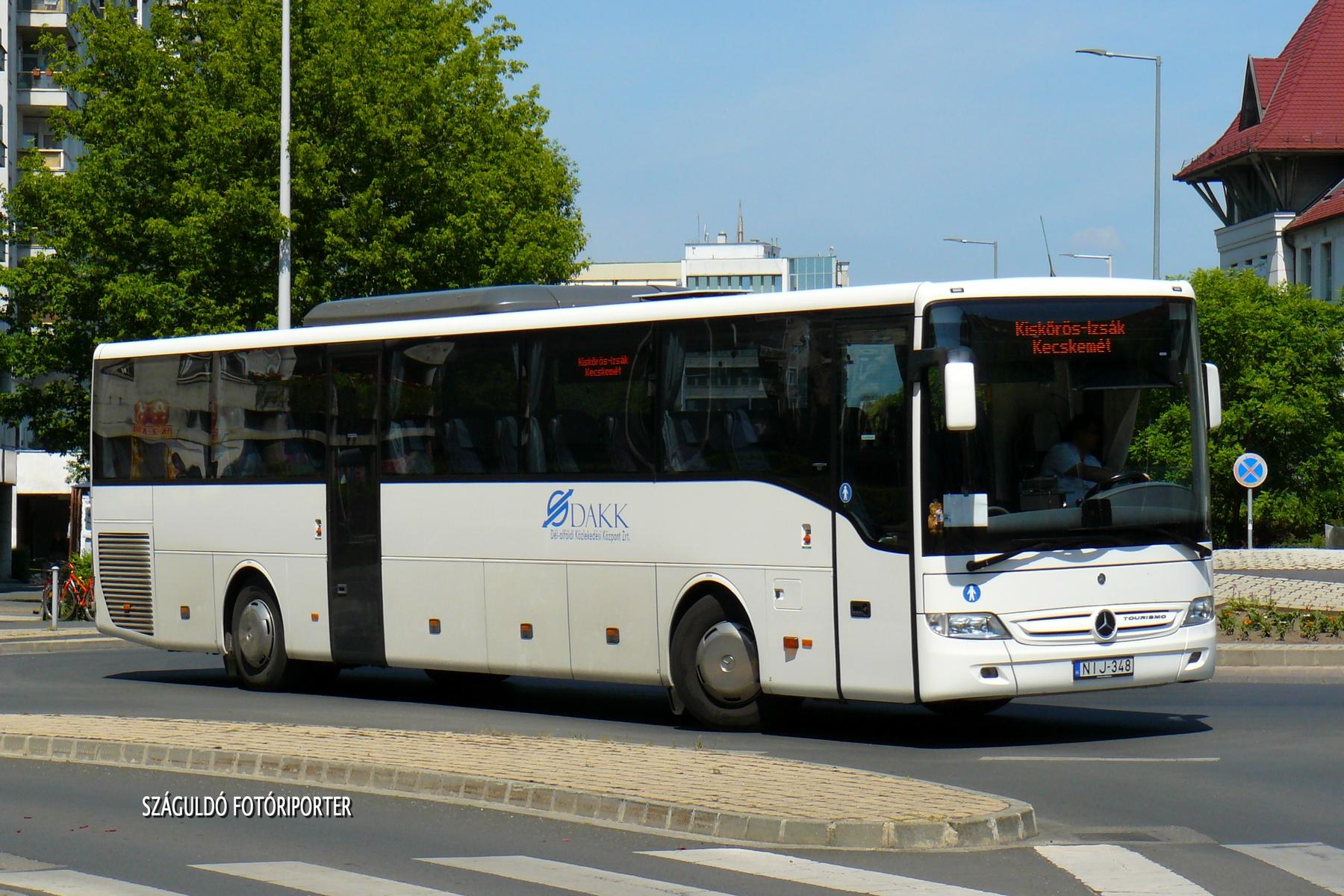 Helyközi feladatokat is végeznek a buszokkal
