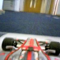 Forma 1 Grand Prix az irodában