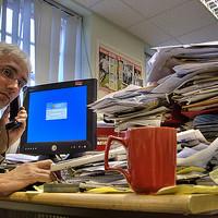 Kirúghatnak az íróasztalod miatt?
