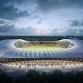 Ipari forradalom az üvegház stadion