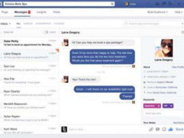 Egyszerűbbé válik a Facebook adminok tevékenysége