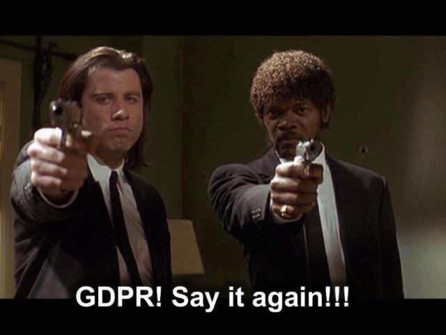 Nevess a GDPR-on! Mémek, viccek és képregények a témában