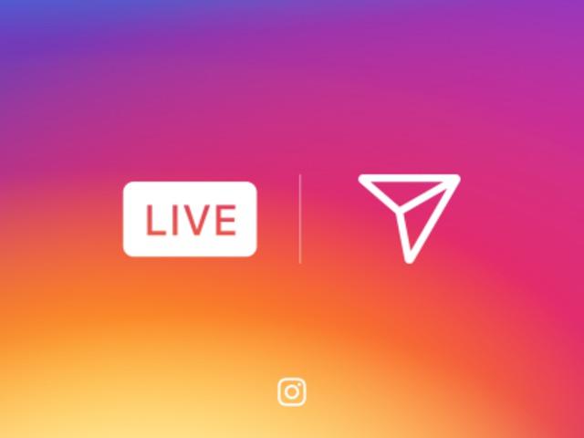 Instagram LIVE mindenkinek!