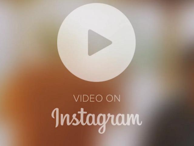 60 másodperces videók az Instagramon!