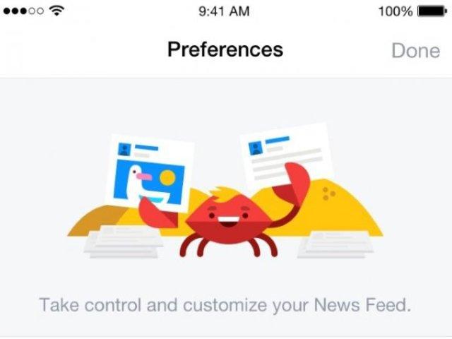 Te is beleszólhatsz abba, mit mutasson Neked a Facebook!
