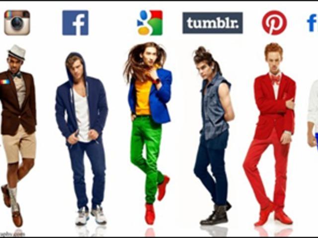 Kedvenc közösségi média oldalad? Megmondjuk, milyen ruha illik hozzád!