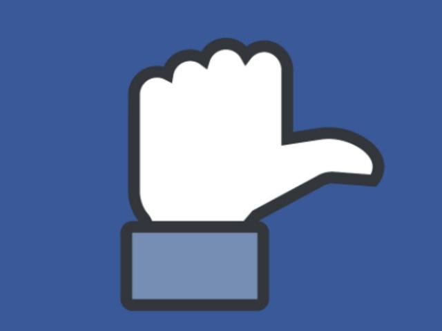 Esik a hírek megjelenése a Facebookon...