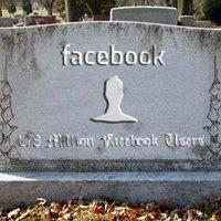 A Facebook halálára...
