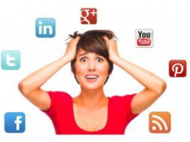 A közösségi média stressz szindrómáról...