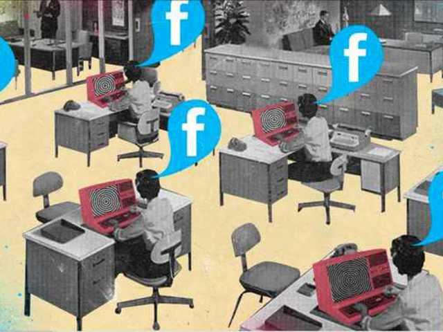 Ne a Facebook miatt bukj el egy munkát!
