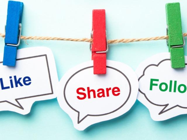 Miért jók a közösségi média gombok?