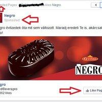 Veled hirdet az oldal?!? Te ehhez a nevedet adod a Facebook-on?