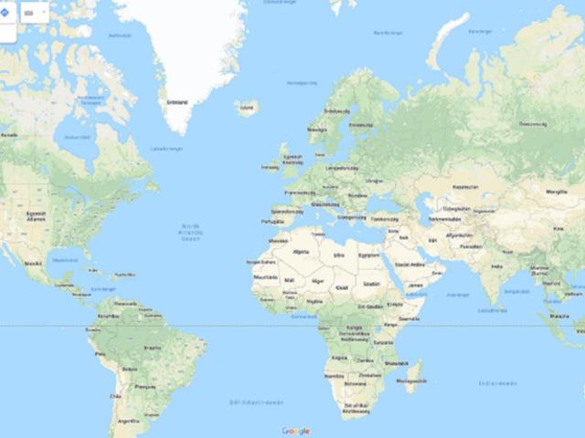 Kedvenc térképünk: A 15 éves Google Maps