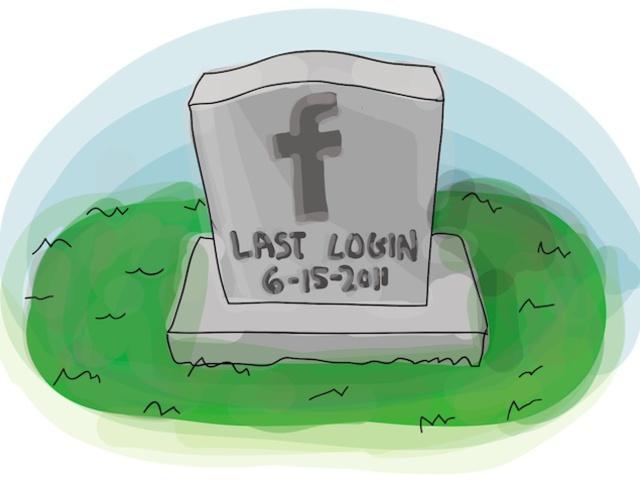 Digitális hagyatékról és a halál utáni online létről...