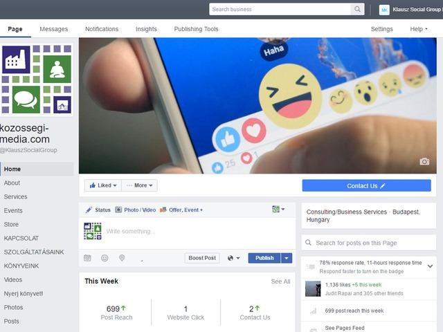 Az őrület határán: Új Facebook rajongói oldaldizájn
