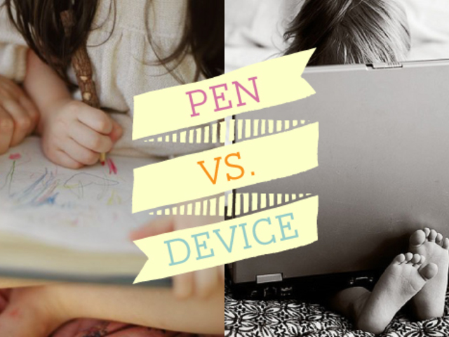 Melyiket tanulja meg a gyerek: a tízujjas gépelést, vagy a kézírást
