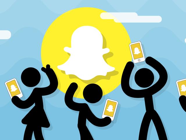 Snapchat cégként? Miért is ne!