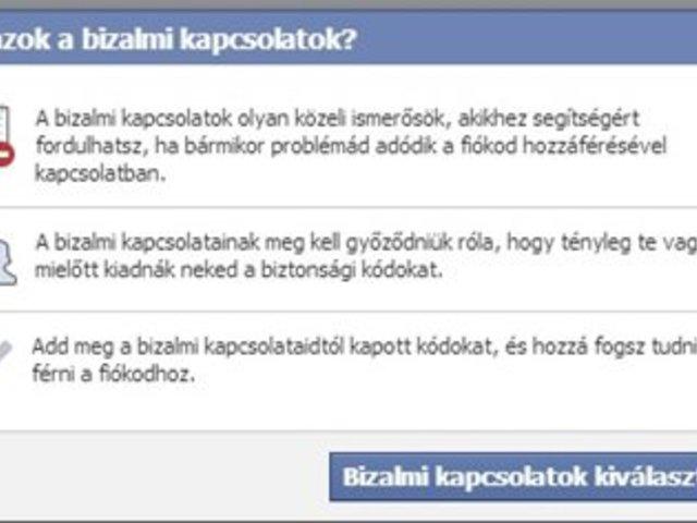 Facebook - Biztonságban vagy?