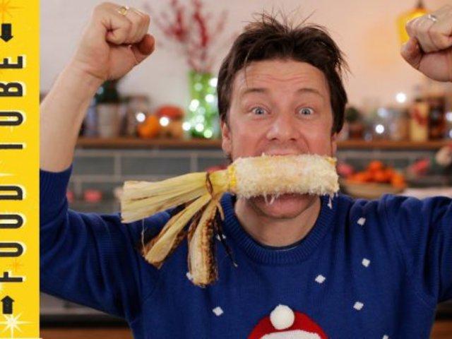 1.300.000 Youtube-feliratkozója van Jamie Olivernek!