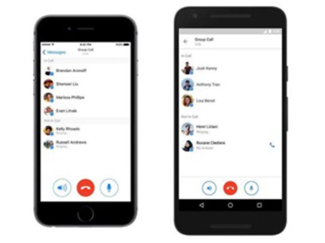 ÚJ! Konferenciahívás a Facebook Messengerben