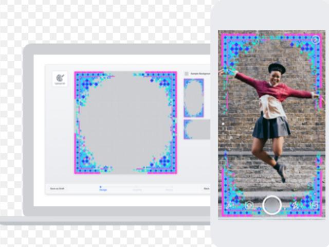 Így készíts egyedi esemény filtereket, geotagokat és kereteket!