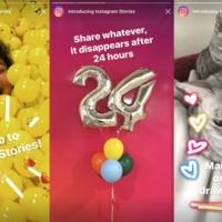 Újabb Instagram történetek