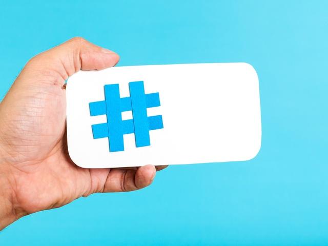 Hogyan hashtagelj?