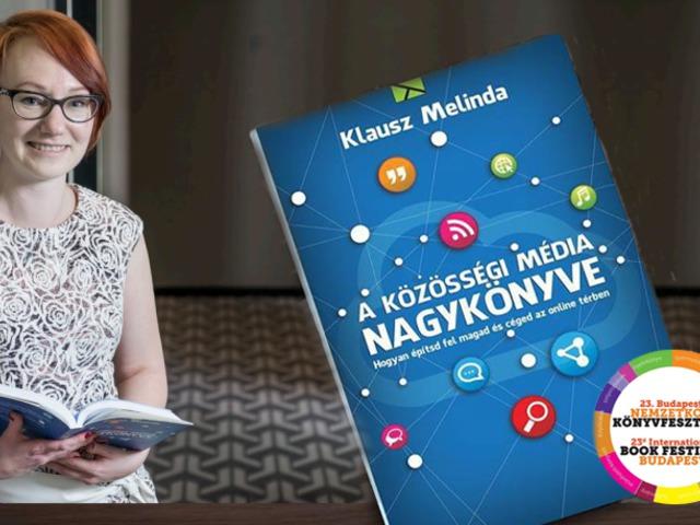 Előadás és dedikálás a XXIII. Budapesti Nemzetközi Könyvfesztiválon