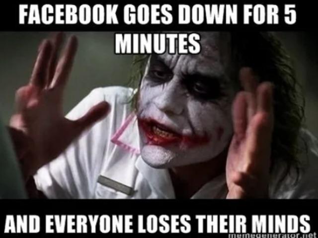 Leállt a Facebook, mi lesz velünk? – Világvége mémgyűjtemény