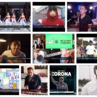 Karantén- és koronavírus-dalok a világ minden tájáról