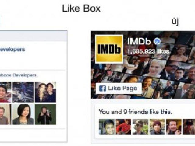 Megszűnik a Facebook likedoboza!