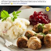 Húsgolyók robbantották fel a Facebook-ot