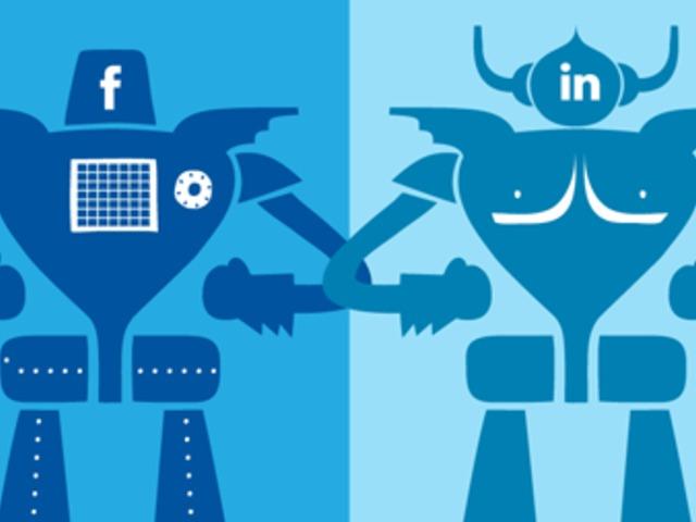 Vége a Facebooknak, jöhet a LinkedIn?