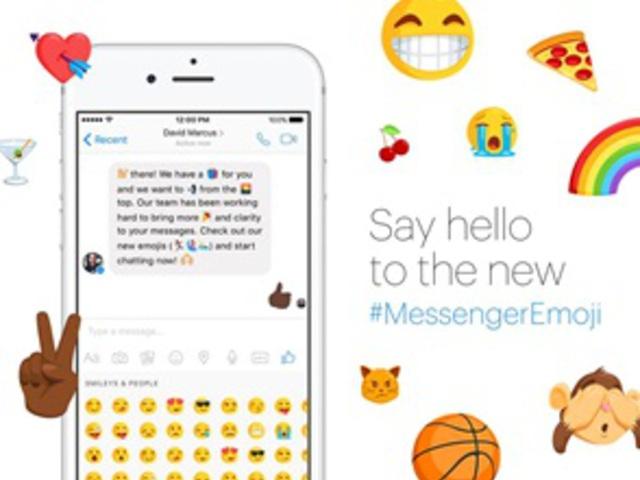 Új hangulatjelek a Messengerben!