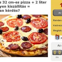 Bónusz Brigád pizza-akció - Tapasztalatok