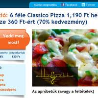 A Tsoonami is pizzával erősít