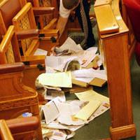 A Parlament Sajtószolgálatának válasza