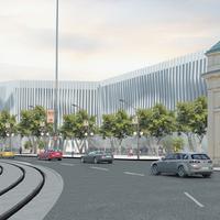 Esély a kiskörútnak: az új budapesti városháza