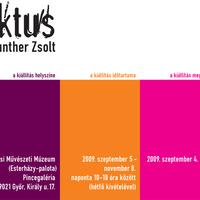 inter-aktus kiállítás Győrben