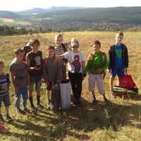 Gyerektáborok hegyen völgyön