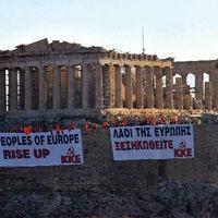 Athéni képek: A ratifikáció nehézségei vizualizálva