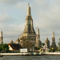 Bangkok, part 3, Wat Arun