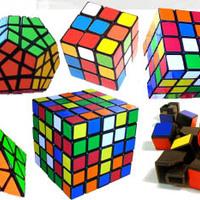 A Rubik kocka története