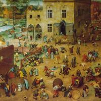Bruegel: Gyermekjátékok
