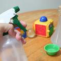 Gyermekjátékok fertőtlenítése